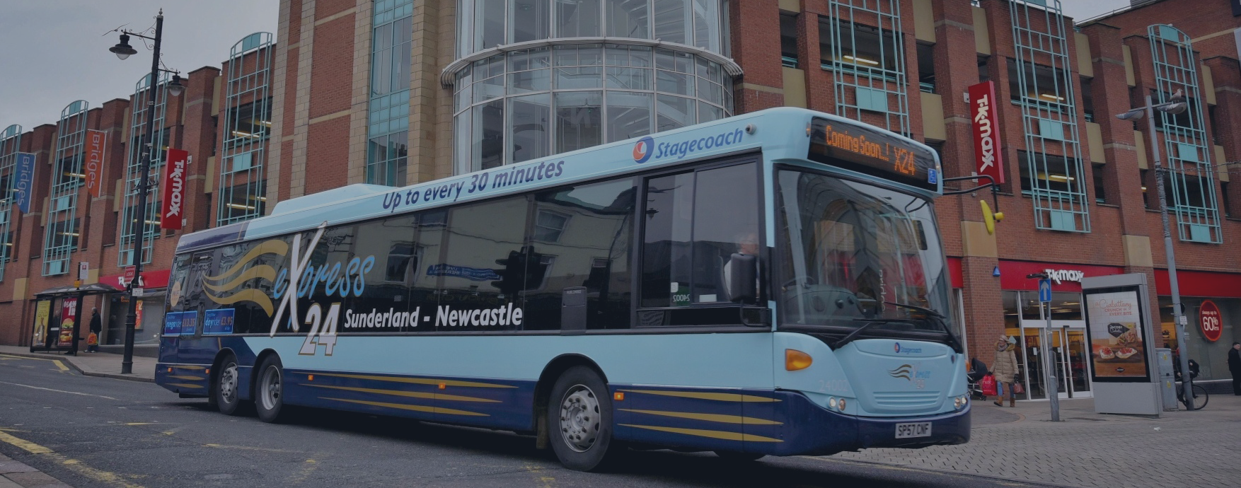 Their multi-channel solution resulted in 34% year-on-year passenger growth for Stagecoach