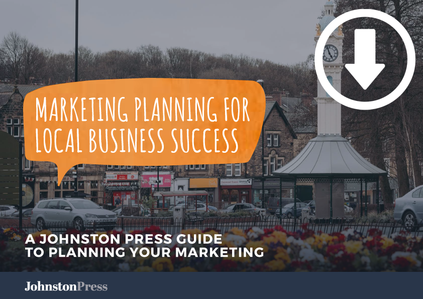 Download your guide to planning your marketing