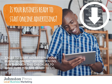 Online Advertising Page 1